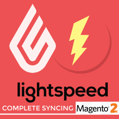 Magento 2 ® to Lightspeed Retail </br> Complete Sync