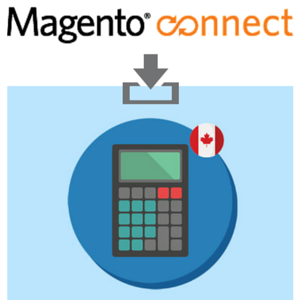 Download QC tax via Magento Connect